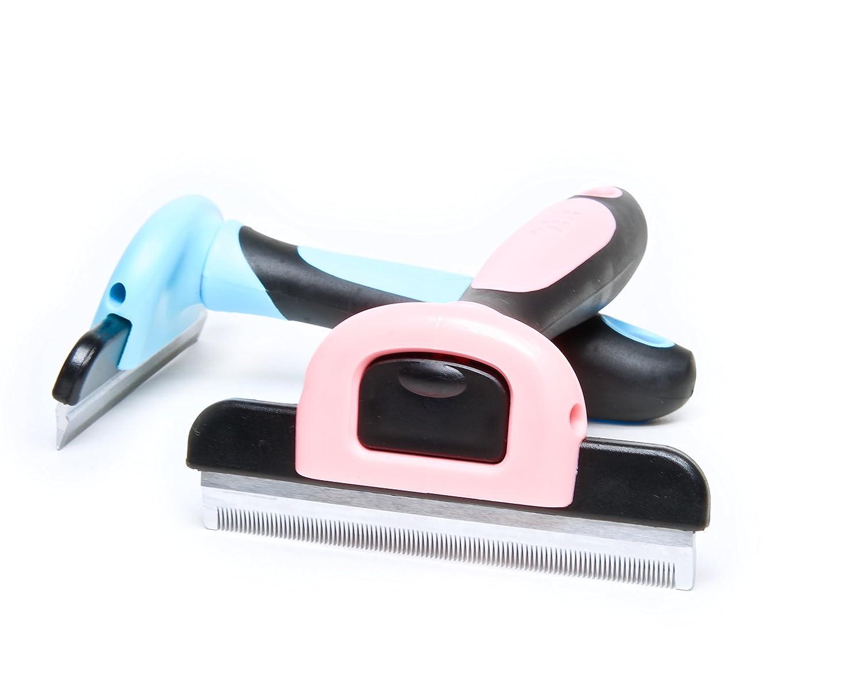 DELE - Cepillo para Perros y Gatos (100% de satisfacción), también Apto para Animales pequeños. Peine de Pelo Largo.: Amazon.es: Productos para mascotas