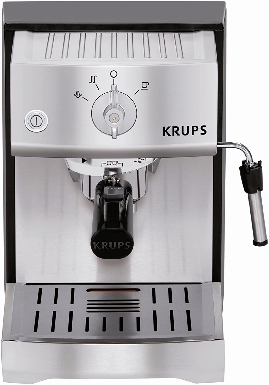 Krups Classic Pro Inox - Cafetera espresso, 1400 W: Amazon.es: Hogar