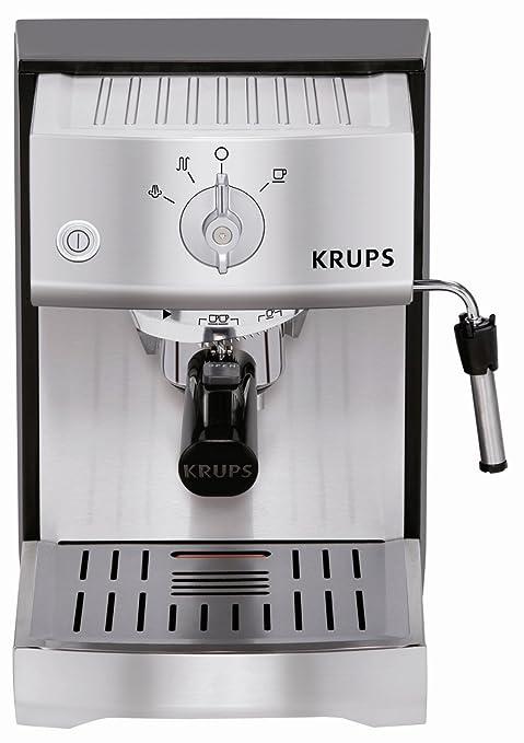 Amazon.com: Krups XP5240 máquina de café expreso, preciso ...