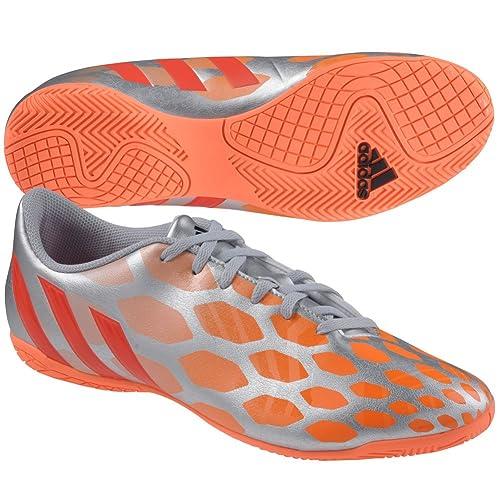 b40c5208e845 Adidas Predito Instinct Women Indoor Soccer Shoe (Silver