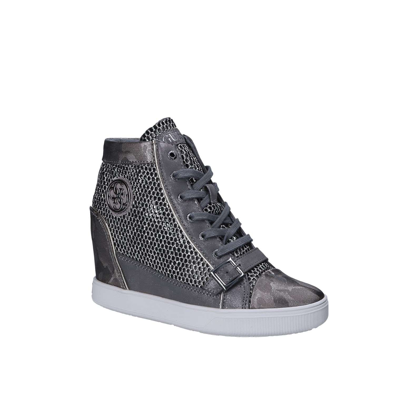 GUESS FLIOE1 FAM12 Zapatos Mujeres Gris 39: Amazon.es: Zapatos y complementos