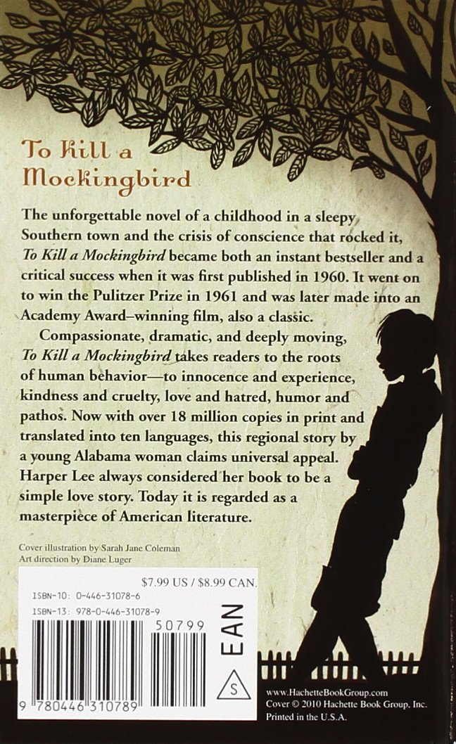 to kill a mockingbird overview Buy the to kill a mockingbird york notes gcse revision study guide from the official york notes site free p&p and instant online access to the digital version.