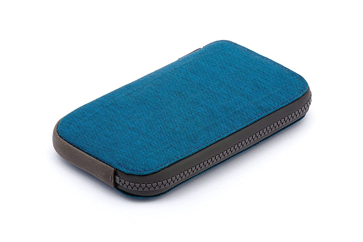 Bellroy All Conditions Phone Pocket Standard ウォレット B01JKYBDH0  Blue Woven