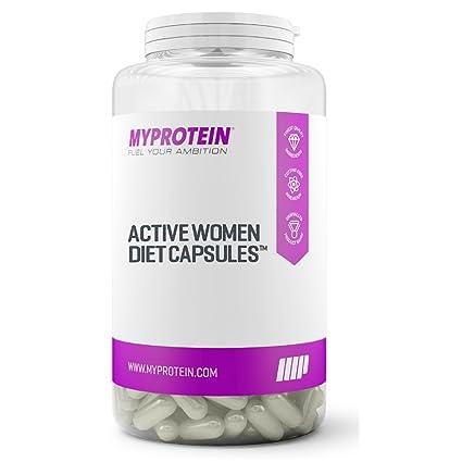 MyProtein Active Woman Diet Vitaminas y Minerales - 60 Cápsulas