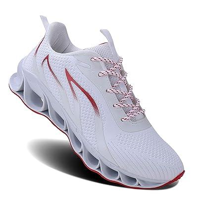 MOSHA BELLE Men Athletic Shoes Mesh Blade Running Walking Sneaker | Shoes