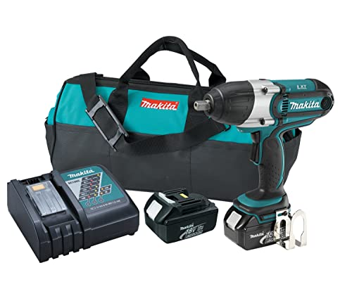 Makita XWT04 18V LXT 1 2-Inch High Torque Impact Wrench Kit Discontinued by Manufacturer