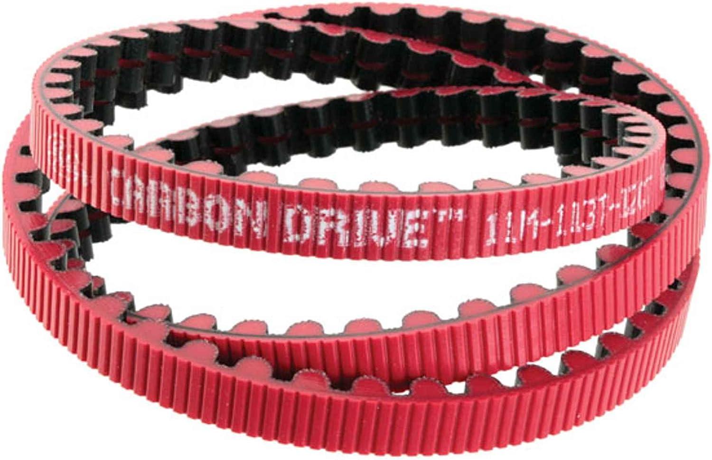 Gates Carbon Drive Carbon Drive Centertrack Belt 118T 1298mm