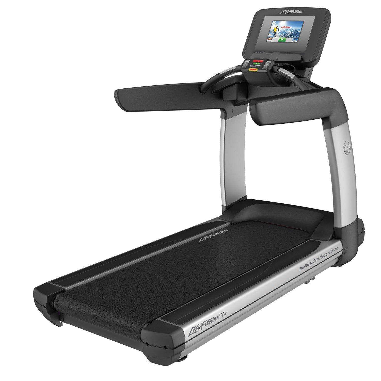 Life Fitness - Discover si wifi - artic silver - cinta: Amazon.es ...
