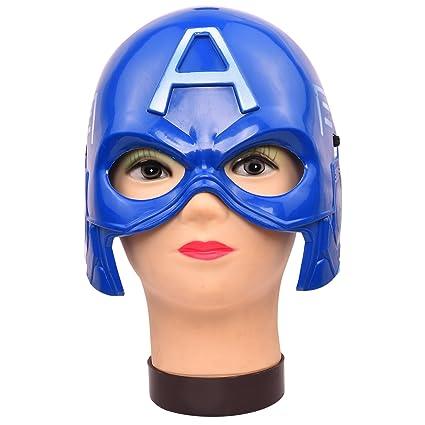 Buy Party Butiko Marvel Avengers Captain America Basic Mask