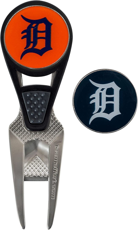 MLB CVX Ball Mark Repair Tool /& 2 Ball Markers