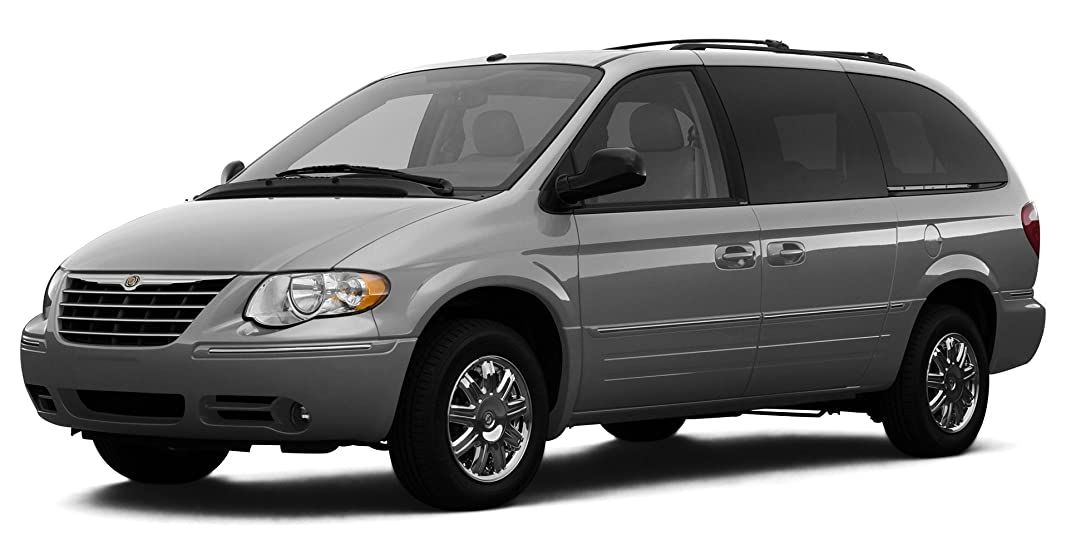 Amazoncom 2007 Chrysler Town  Country Reviews Images and