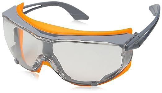 Uvex Sky Guard NT Gafas Protectoras - Seguridad Trabajo - Transparentes Anti-rayaduras y Anti
