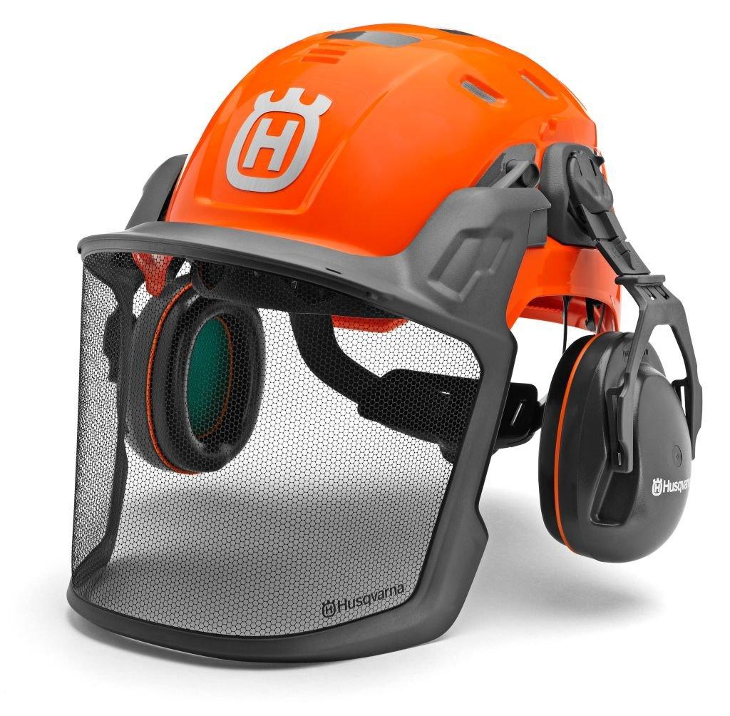 Husqvarna 585058401 - Casco de seguridad: Amazon.es: Bricolaje y ...