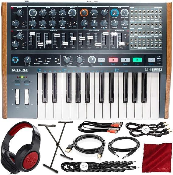 Arturia MiniBrute 2 sintetizador analógico monofónico ...