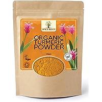 Polvo de cúrcuma orgánico 100g - Cúrcuma