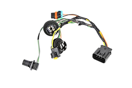 amazon com acdelco 15841610 gm original equipment headlight wiringWiring Harness Equipment #20