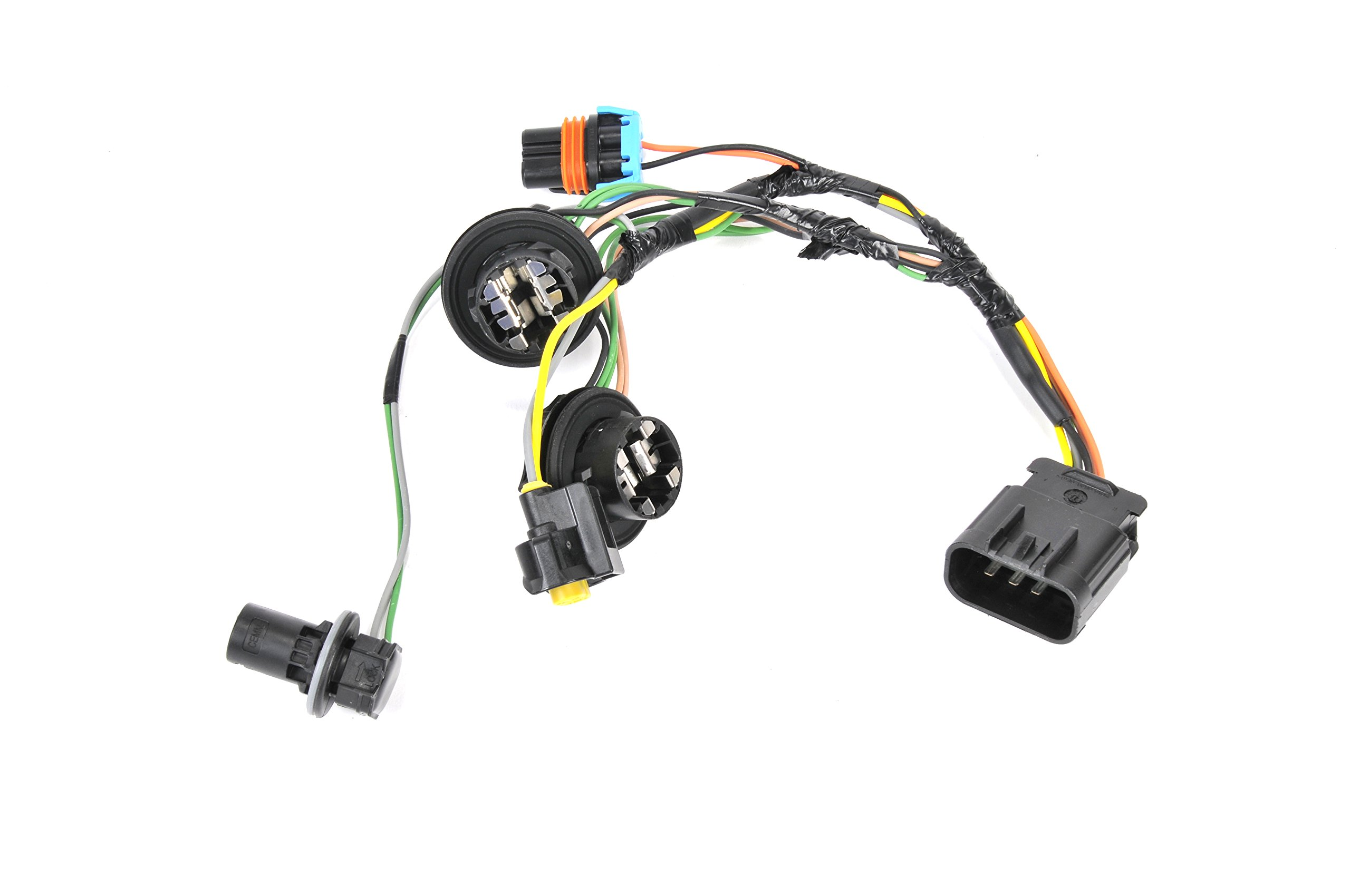 ACDelco 15841610 GM Original Equipment Headlight Wiring Harness