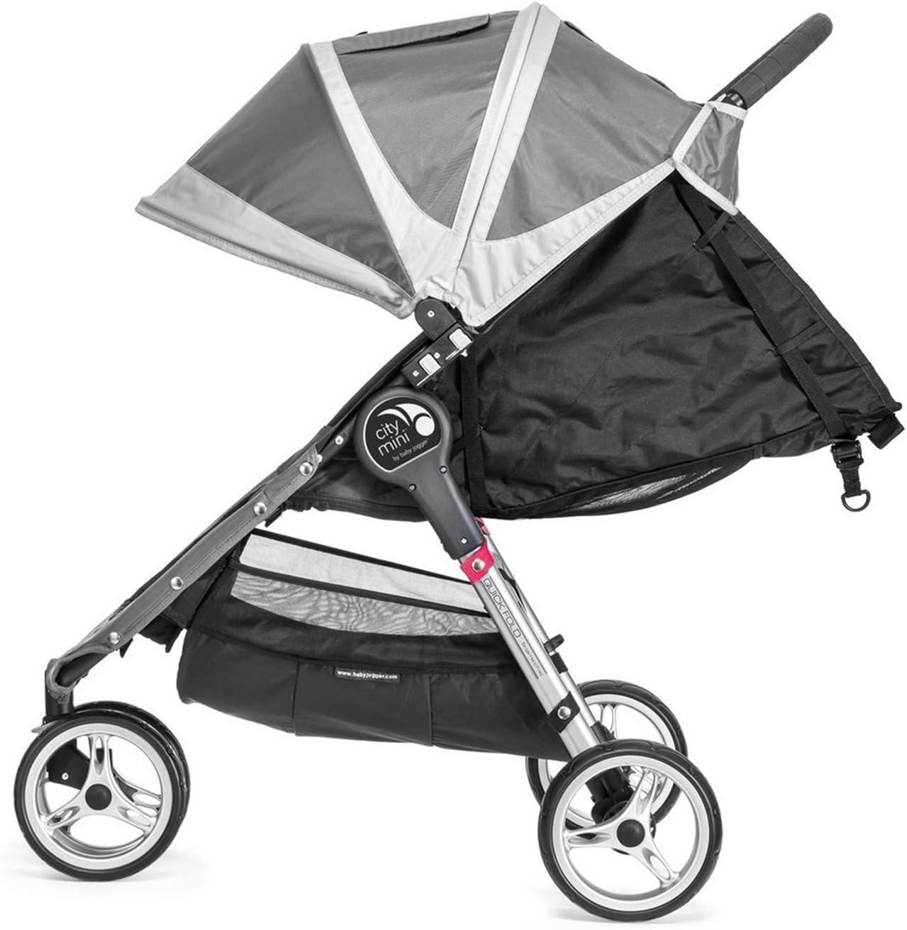Baby Jogger City Mini 3 - Silla de paseo, color gris: Amazon.es: Bebé