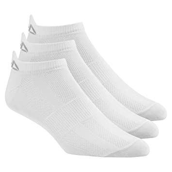 Reebok Calcetines de One Series, mujer, One Series, blanco: Amazon.es: Deportes y aire libre