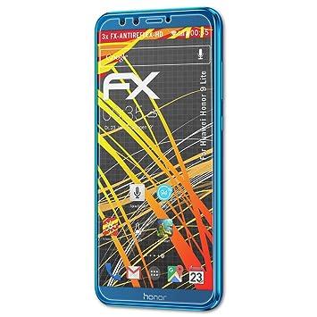 Computer, Tablets & Netzwerk Displayschutzfolien Atfolix 3x Panzerfolie Für Huawei Honor 8x Schutzfolie Fx-antireflex Folie