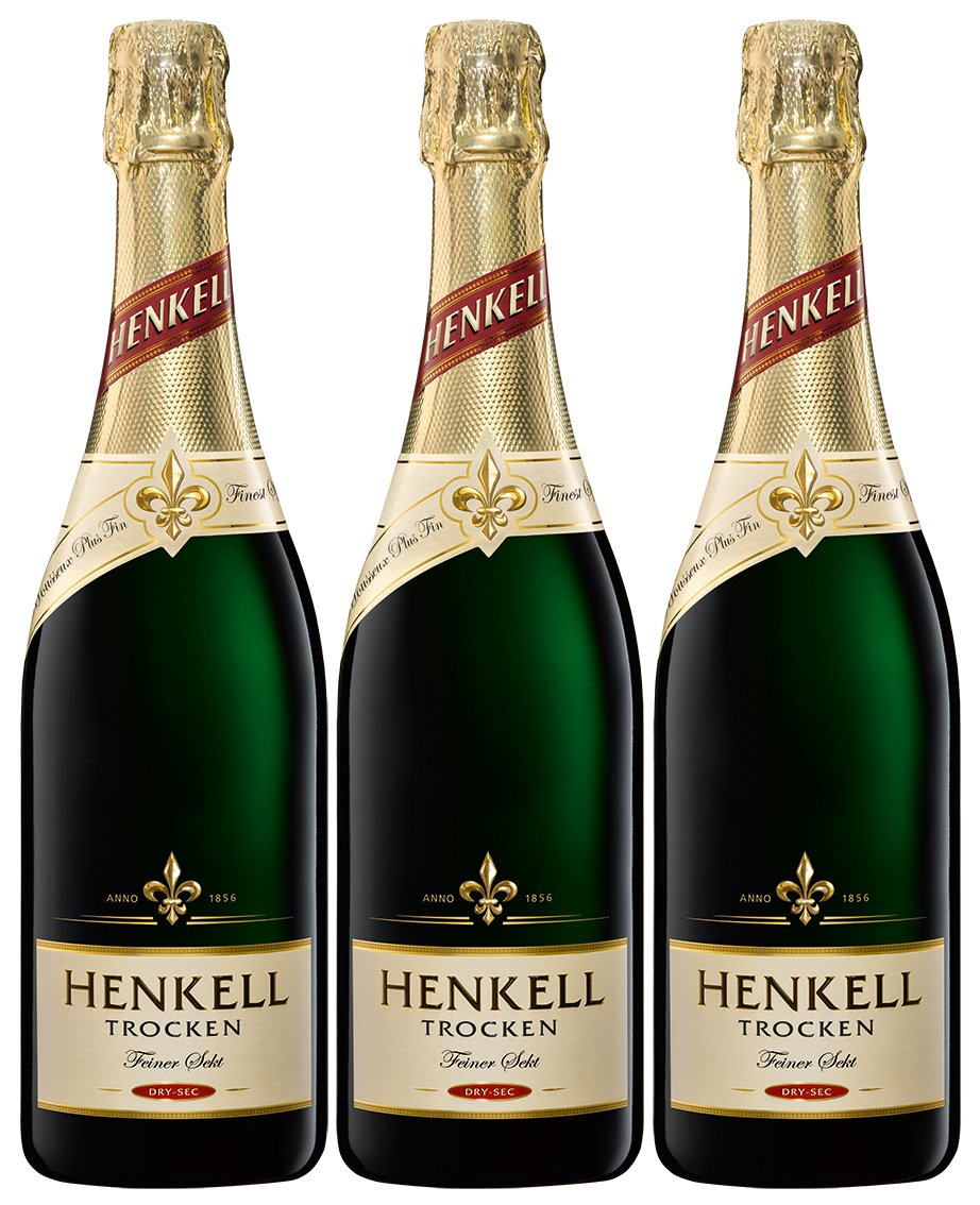 Henkell Trocken (1 x 1.5 l): Amazon.de: Bier, Wein & Spirituosen