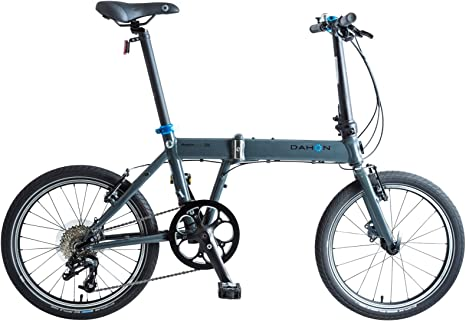 Dahon Hemingway - Bicicleta Plegable Unisex para Adulto, Plata ...