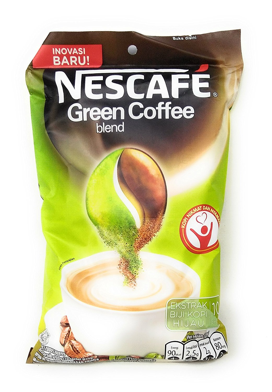 la karnita green coffee 2w1*10 szt