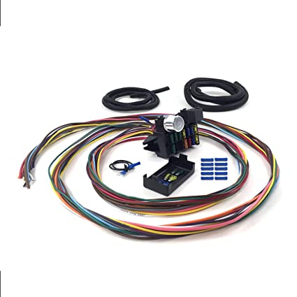 Amazon.com: Johnny Law Motors KICA33192 Ultimate 12 Fuse '12v ... on speaker for cars, flywheel for cars, wheels for cars, horn for cars, headlight for cars, hood for cars, radiator for cars, lights for cars, tires for cars, motor for cars, power supply for cars, remote control for cars, batteries for cars, air cleaner for cars, control panel for cars, water pump for cars, starter for cars, filter for cars, ignition switch for cars, fuse box for cars,