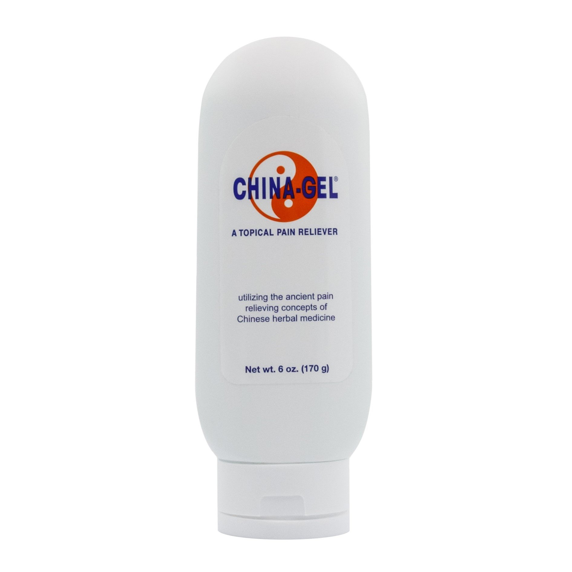 China-Gel - Topical Pain Reliever, 6 oz. by China Gel