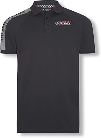 Red Bull Air Race Compass Camisa Polo, Gris Hombre Camiseta Manga ...