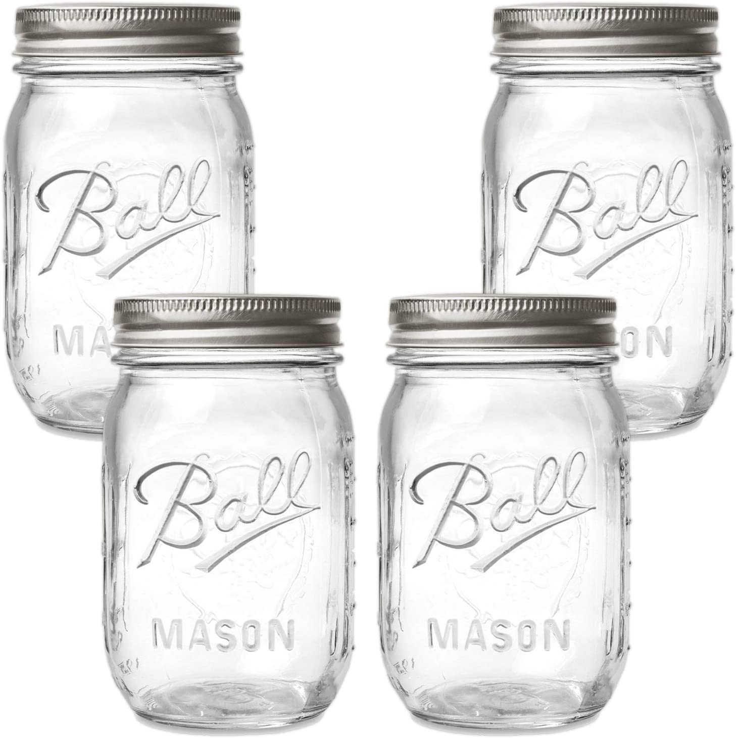 Mason Jar Ounces