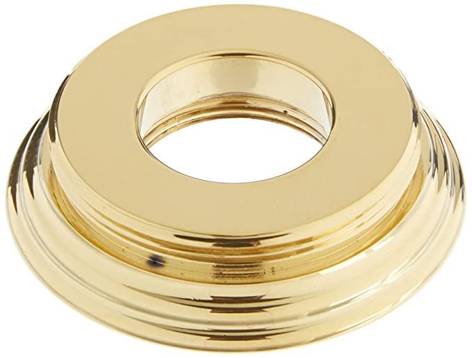 Kingston Brass FLCLASSIC8 Nuvofusion Made to Match Decor Escutcheon Brushed Nickel