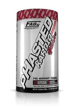 pHasted Kardio Pronounced Fasted Cardio Complete Pre-Cardio-Workout Formula