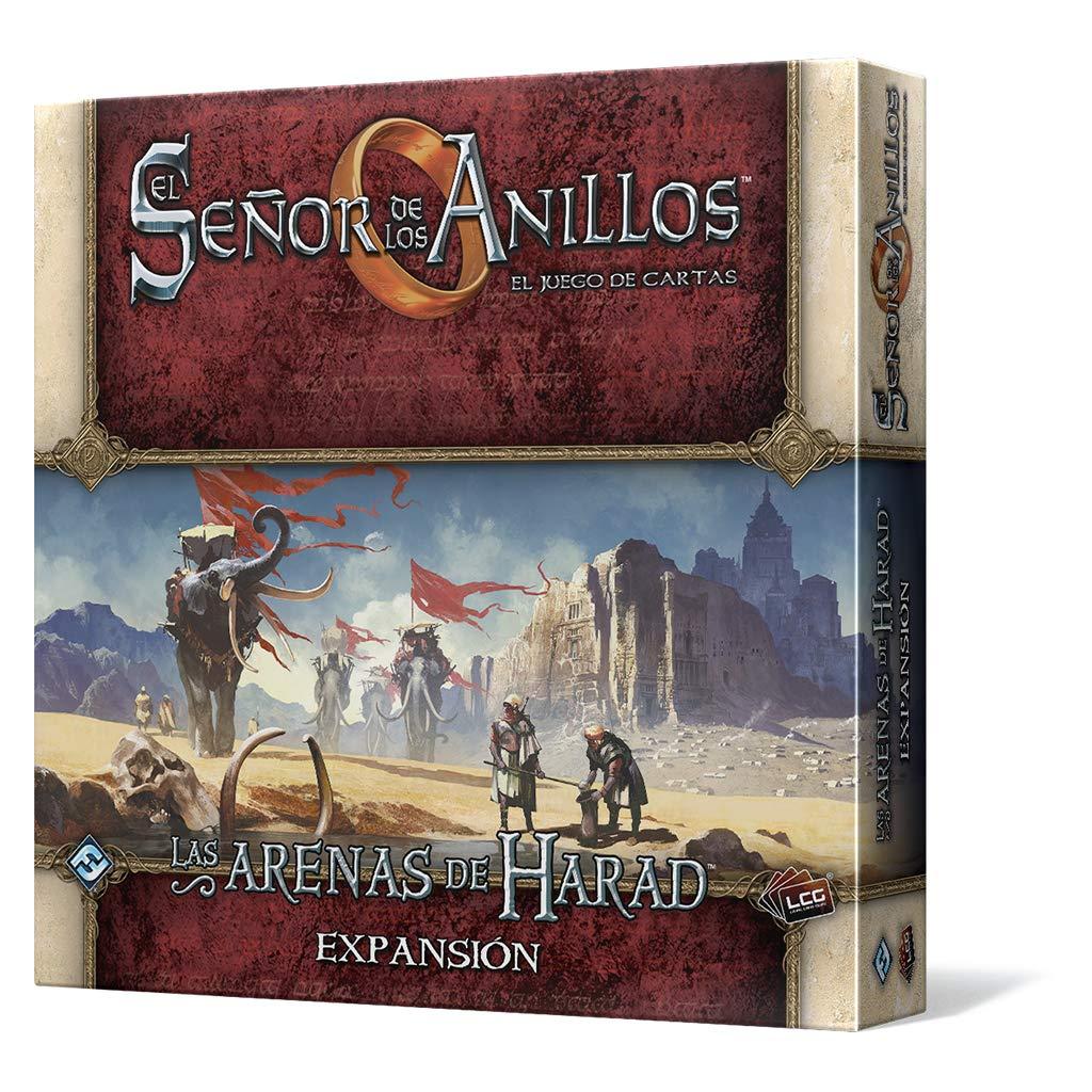 Expansión Las Arenas de Harad: Juego de Cartas El Señor de los Anillos