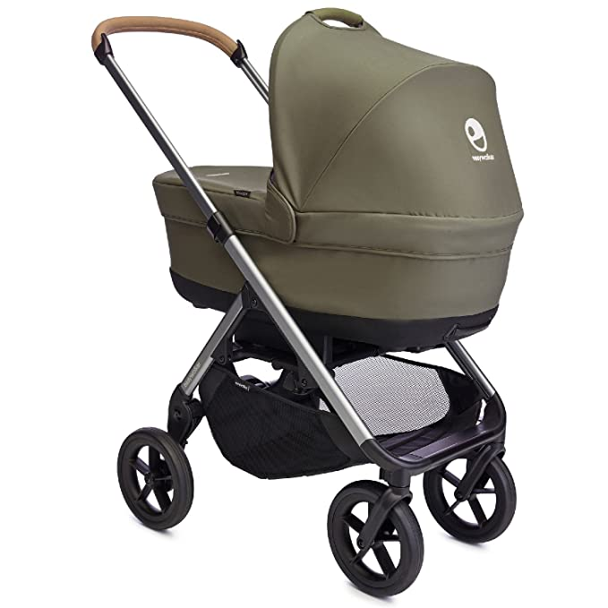 Elskede Easywalker Mosey Plus Carrycot, Moss Green: Amazon.co.uk: Baby @MI-08