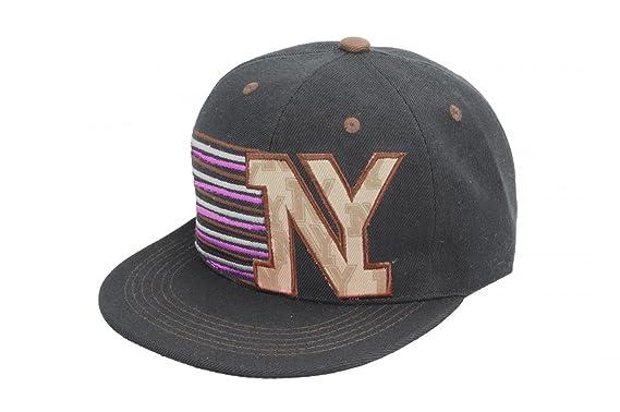 OFERTA ESPECIAL Hip Hop Gorro Gorra Flat Bill - New York NY ...
