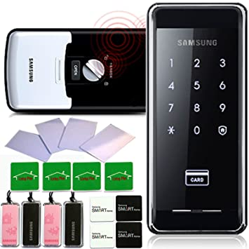 Samsung Shs 2920 Digital Door Lock Keyless Touchpad Amazon
