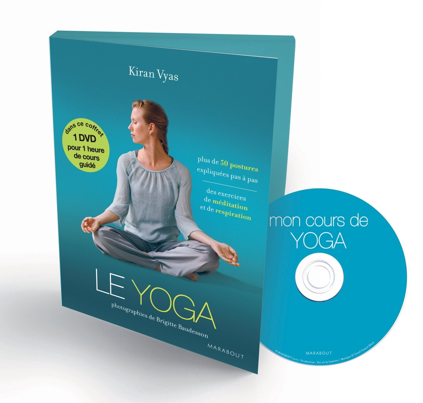 Le Yoga + Cd (Santé): Amazon.es: Kiran Vyas: Libros en ...