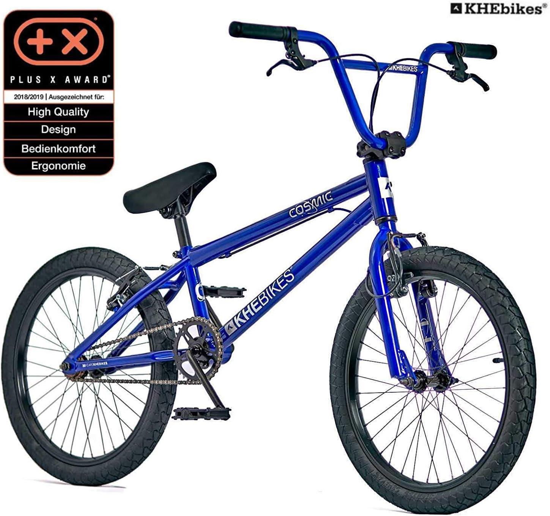 KHE BMX Cosmic 20 pulgadas bicicleta con rotor Affix solo 11,1 kg ...