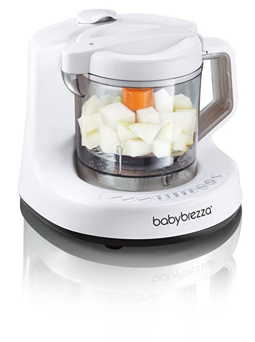 Review Baby Brezza Baby Food