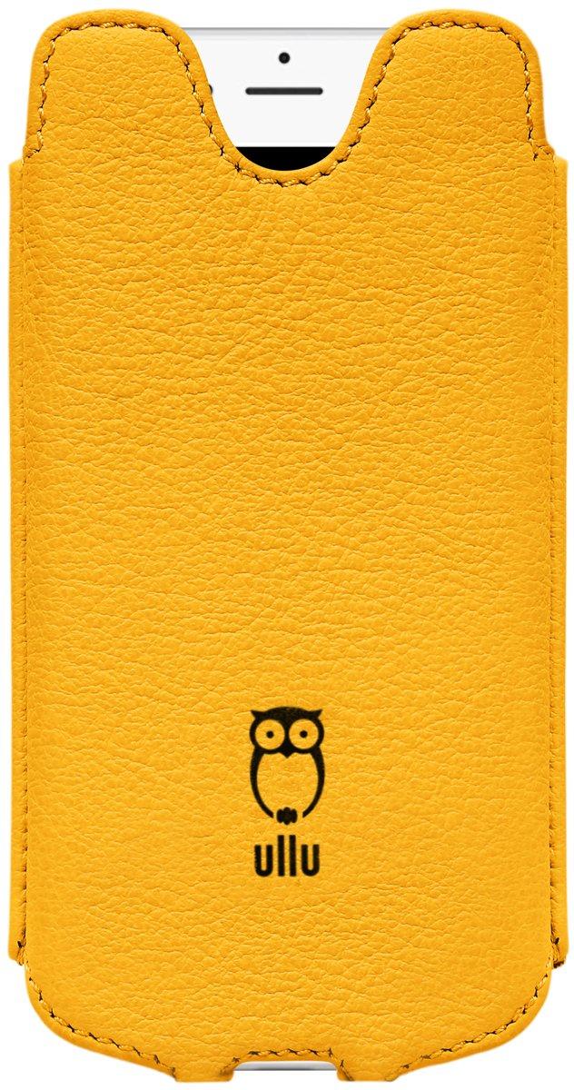 ullu Sleeve for iPhone 8 Plus/ 7 Plus - Sun Ray Yellow UDUO7PPL14 by ullu (Image #1)