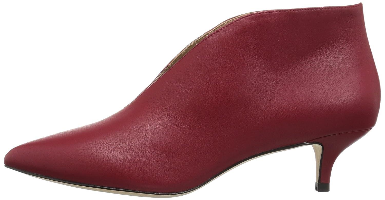 Pour La Victoire Women's Kora Ankle Boot B073429GX6 8.5 B(M) US|Scarlet