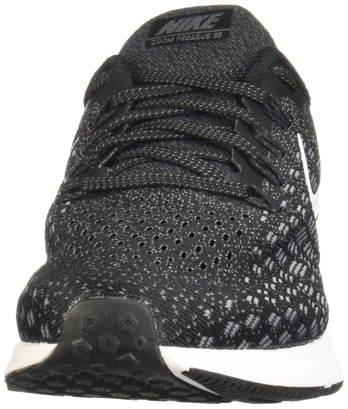 Nike Shox Current Gs Women's Running Shoe (5, Black/Black) by Nike (Image #4)