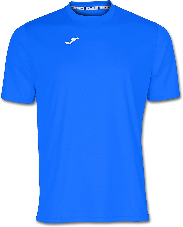 Joma Combi Camiseta Manga Corta, Hombre