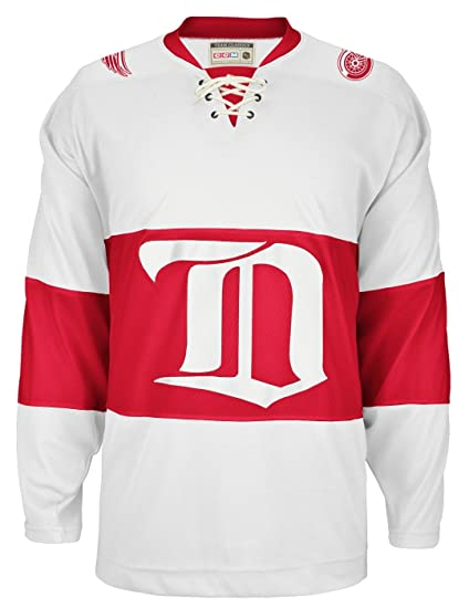 san francisco ab399 10674 Amazon.com : adidas Detroit Red Wings CCM NHL Men's Team ...
