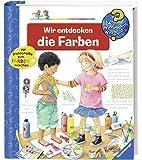 Ravensburger Kinder Sachbuch Wieso? Weshalb? Warum? - Wir entdecken die Farben