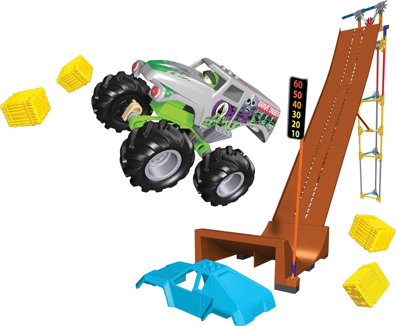 amazon com monster jam downhill thrill toys u0026 games