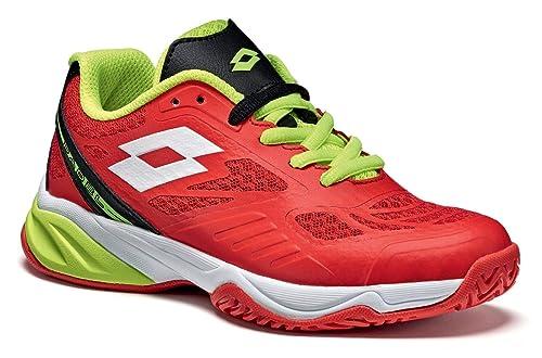 Lotto Superrapida 200 Jr L, Zapatillas de Tenis Unisex Niños: Amazon.es: Zapatos y complementos