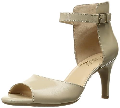 4e73b3f5bf705 Amazon.com | Aerosoles Women's FLAMBOYANT dress Sandal | Heeled Sandals