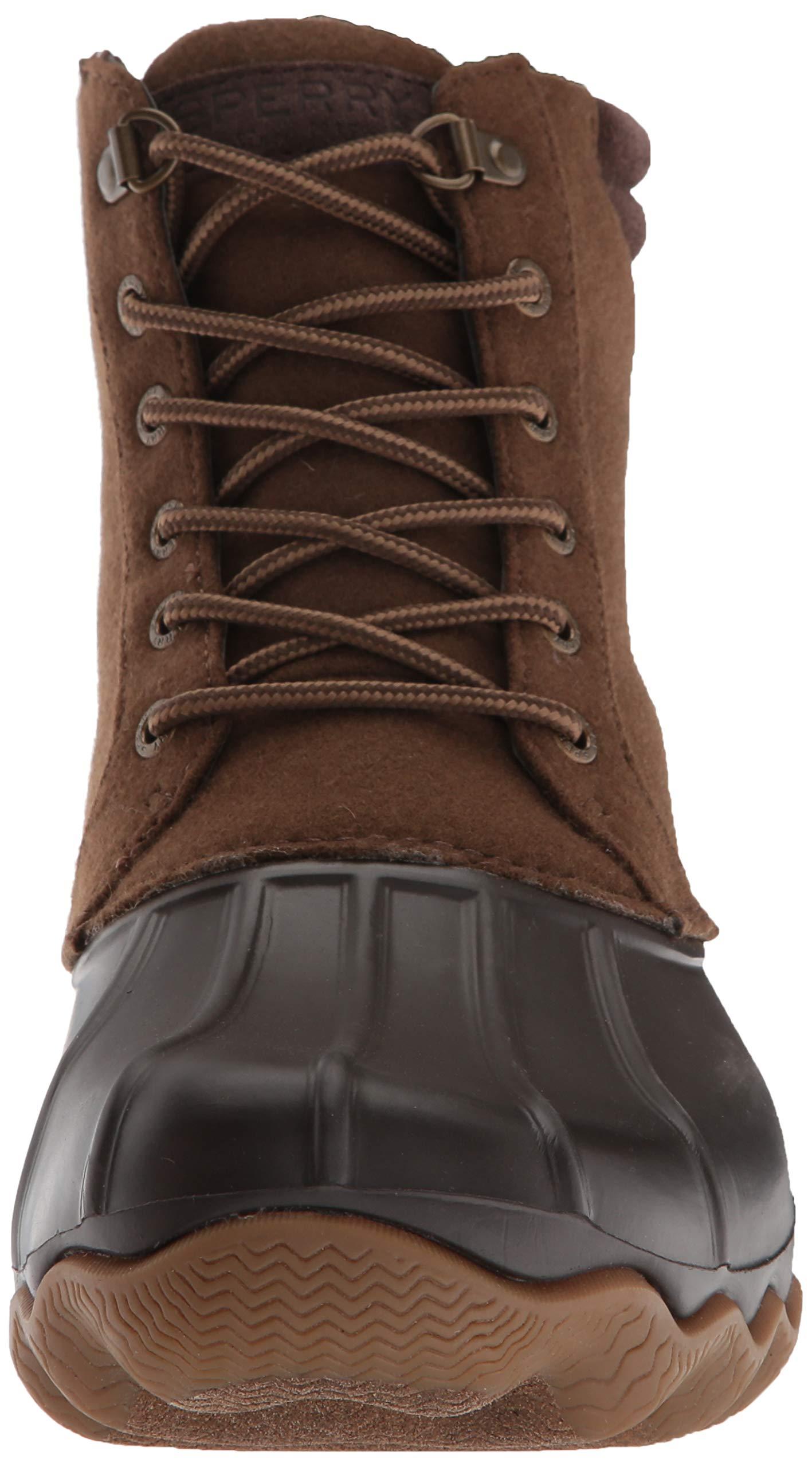 Sperry Men's Avenue Duck Wool Rain Boot